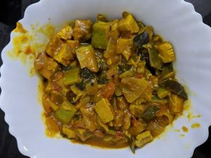 Elephant Foot Yam Curry