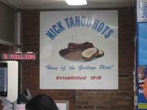 Nick Tahou Hots Garbage Plate Restaurant
