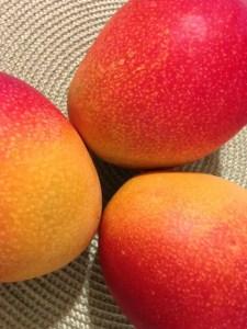 mangos for flavor