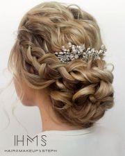 hair style bride 50