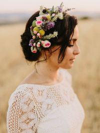hair jewels wedding wedding hair with flowers jewels ...