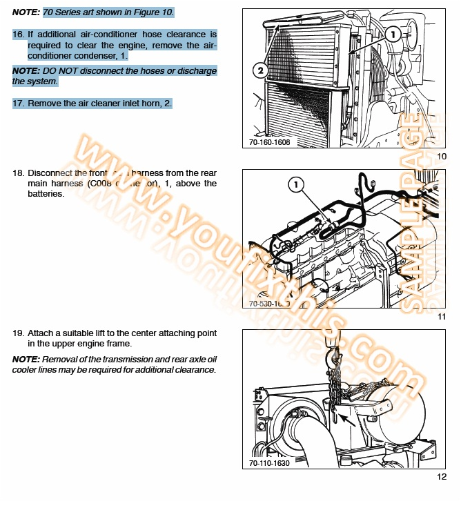 Ford 1715 Tractor Wiring Diagram New Holland Tn55 Tn65 Tn70 Tn75 Repair Manual 171 Youfixthis