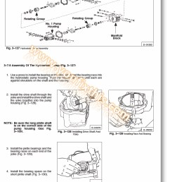bobcat 743 hydraulic system diagram kubota hydraulics bobcat 753 hydraulic diagram bobcat 743 hydraulic pump problem [ 859 x 1070 Pixel ]
