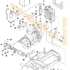 Bobcat T190 Wiring Diagram 3 5 Mm Audio Cable Ford New Holland 455c 555c 655c Repair Manual [tractor Loader Backhoe] « Youfixthis