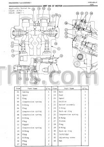 Hitachi EX120 Repair Manual [Excavator] « YouFixThis
