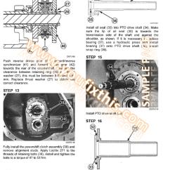 Diesel Engine Alternator Wiring Diagram Inside Of A Leaf International Harvester Mccormick B414 Repair Manual Set « Youfixthis