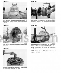 Case 621E TIER 3 Repair Manual [Wheel Loader] « YouFixThis