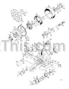Case 850D 855D Repair Manual [Crawler Excavator] « YouFixThis