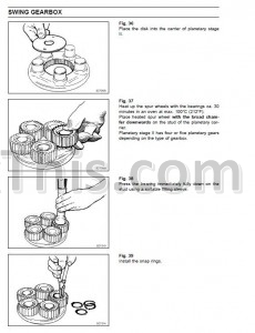 New Holland EC160 Repair Manual [Excavator] « YouFixThis
