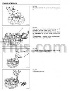 New Holland EC160 Repair Manual [Excavator] « YouFixThis