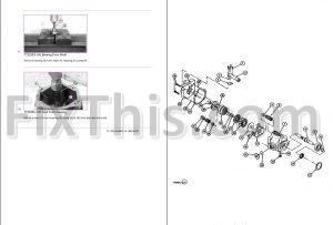 John Deere 744E Repair Manual [Wheel Loader] « YouFixThis