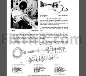 John Deere JD500-C Repair Manual [Loader Backhoe] « YouFixThis
