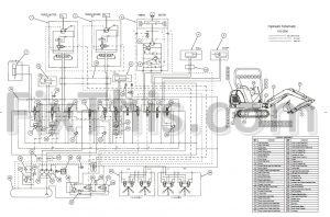Caterpillar 301.5 301.6 301.8 Repair Manual [Mini
