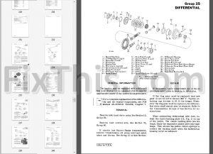 John Deere 3020 Repair Manual [Tractor] « YouFixThis
