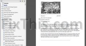 Caterpillar 320C Repair Manual GLA00001-UP [Excavator