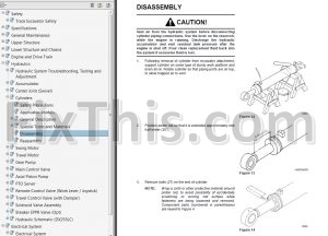 Doosan DX200 Series Excavator Shop Manuals « YouFixThis