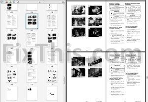 Bobcat 116 Repair Manual [Mini Excavator] « YouFixThis