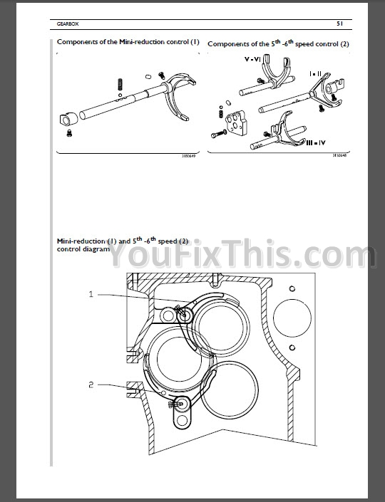 Same Silver 110 130 Repair Manual [Tractor] « YouFixThis
