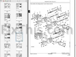 John Deere 6120 to 6420 & 6120L to 6520L Repair Manual