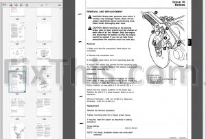 John Deere 4400 4500 Repair Manual [Telescopic Handler