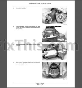 Case 750L 850L Tier 3 Repair Manual [Crawler Dozer