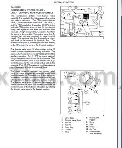 New Holland TZ18DA TZ22DA TZ24DA TZ25DA Repair Manual