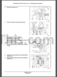 New Holland Boomer 30 35 Repair Manual [Tractor] « YouFixThis