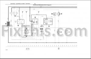 New Holland TK76 TK85 TK85M Repair Manual [Tractor Crawler