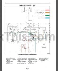 New Holland T9000 / TJ Series Repair Manual [Tractor