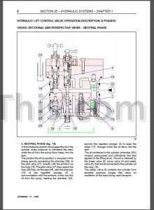 New Holland T3010 T3020 T3030 T3040 Repair Manual [Tractor