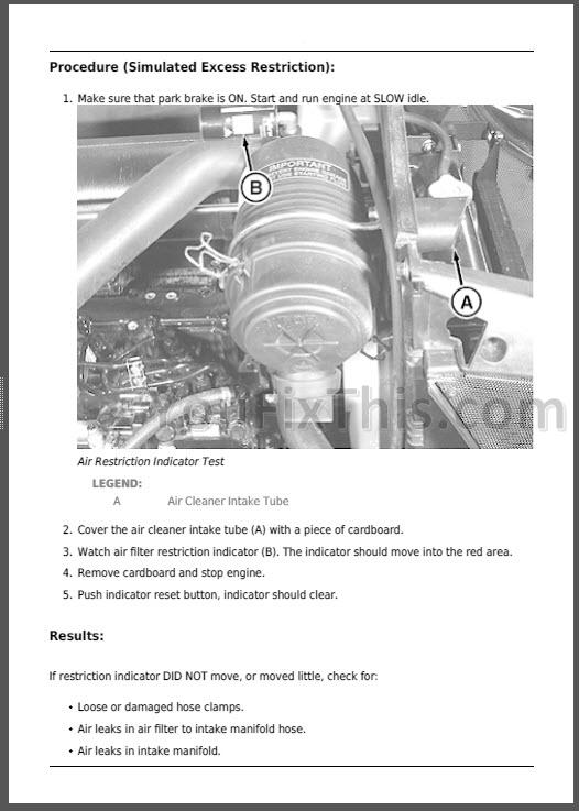 John Deere Starter Wiring Diagram John Deere 1023e 1025r 1026r Repair Manual Compact
