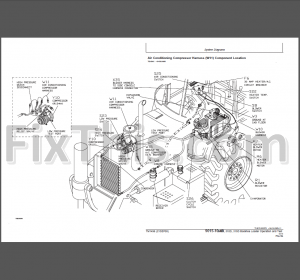 John Deere 300D 310D 315D Operation and Test Manual