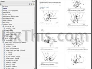 Caterpillar D5C III Repair Manual Serials 5HS 7PS 6CS