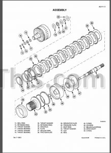 Case MX150 MX170 Repair Manual [Tractor] « YouFixThis
