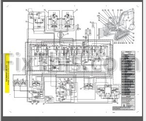 Caterpillar 312 6GK00393-UP Repair Manual [Excavator