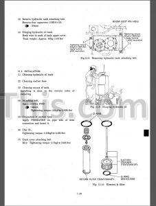 Kobelco SK70V Repair & Parts Manual [Excavator] « YouFixThis