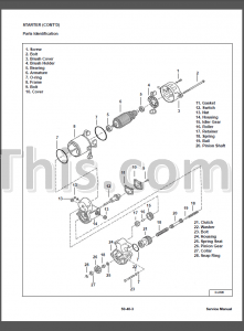 Bobcat E35 Repair Manual [Compact Excavator] « YouFixThis
