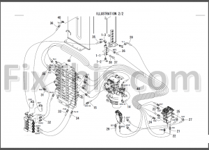 Takeuchi TB145 Parts Manual [Excavator] « YouFixThis