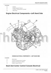 John Deere 5103, 5103S, 5203 Repair Manual [Tractors
