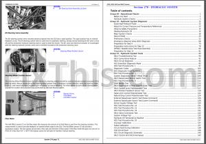 John Deere 8100 8200 8300 8400 Operation and Test Manual