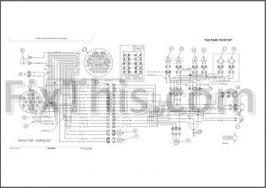 John Deere 4050 4250 4450 Technical Repair Manual