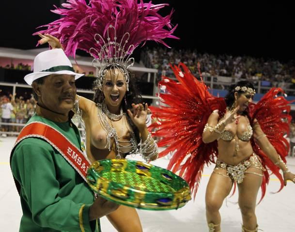 Nude brazilian carnival Rio carnival