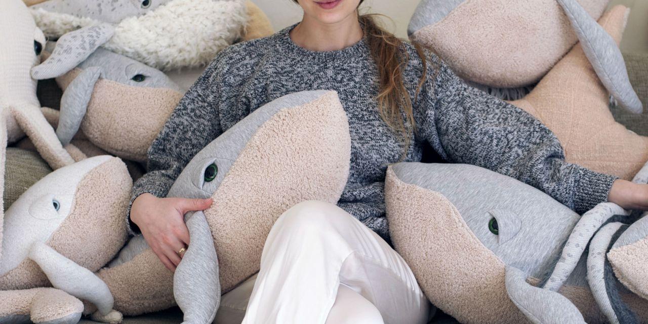[#INSTAART] @BigStuffed par Dana Muskat : «J'ai d'abord fabriqué un cadeau de naissance à ma nièce»