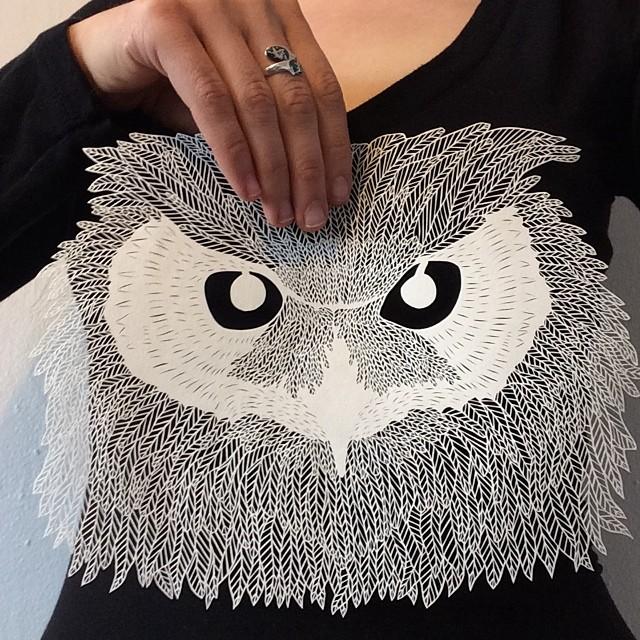 [PAPIER] Brave Bird Paperwork par Maude White @maude_alta