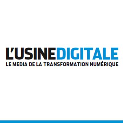 [L'USINE DIGITALE] Rédaction d'articles start-up et social media