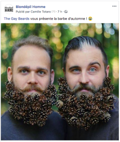 La barbe insolite du jour