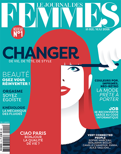 [Journal des Femmes] direction social media