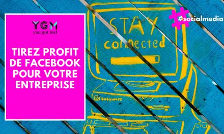 Facebook : gérer et animer sa page professionnelle