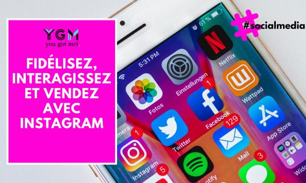 Instagram : «Storyfiez» vos posts