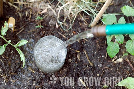You Grow Girl Make Your Own Pop Bottle Drip Irrigation System